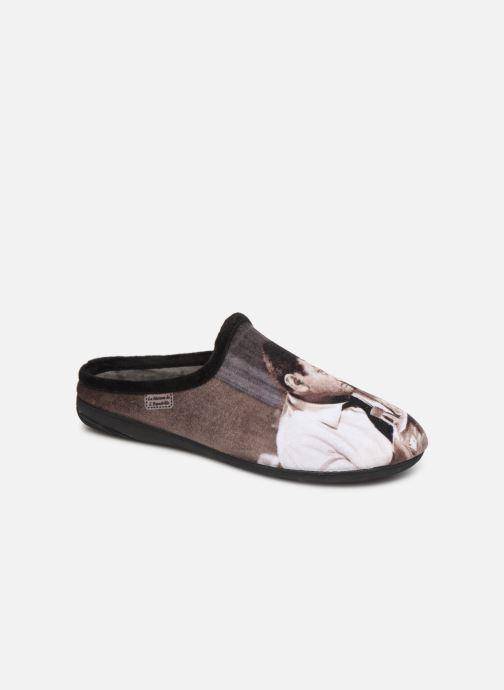 Pantofole La maison de l'espadrille Tonton Nero vedi dettaglio/paio