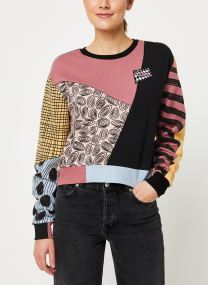 Sweatshirt - Sally Patchwork Crew