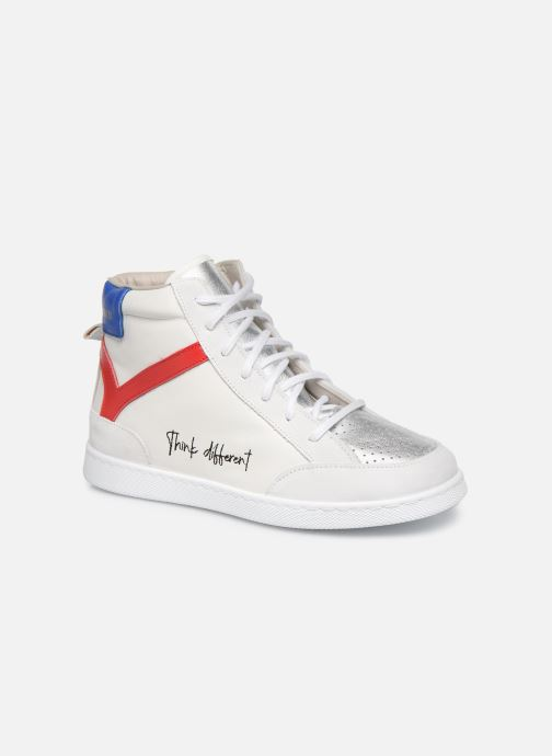 Sneakers Victoria Tenis Piel x Valentine Bianco vedi dettaglio/paio