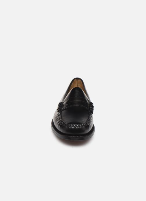 Slipper Sebago Classic Dan W C schwarz schuhe getragen