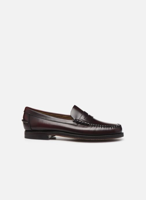 Loafers Sebago Classic Dan W C Burgundy back view