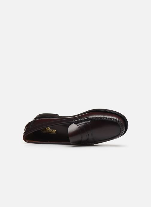 Loafers Sebago Classic Dan W C Burgundy view from the left