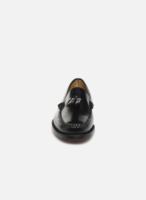 Slipper Sebago Classic Will W C schwarz schuhe getragen