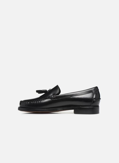 Loafers Sebago Classic Will W C Sort se forfra