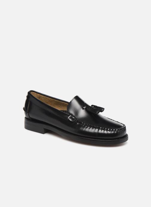 Loafers Sebago Classic Will W C Sort detaljeret billede af skoene