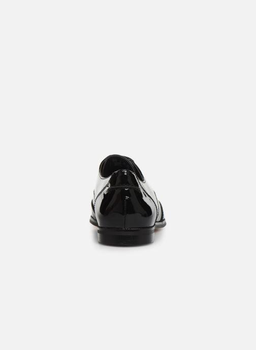Chaussures à lacets Clarks Andora Trick Noir vue droite
