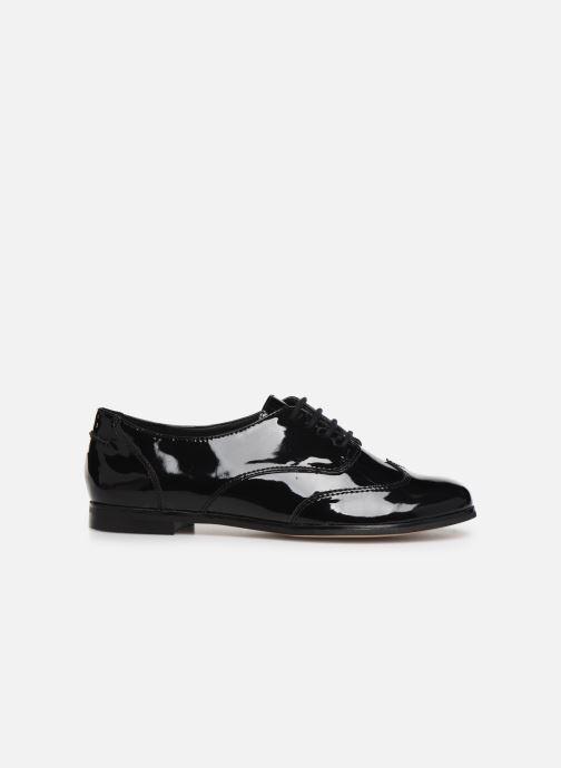 Chaussures à lacets Clarks Andora Trick Noir vue derrière
