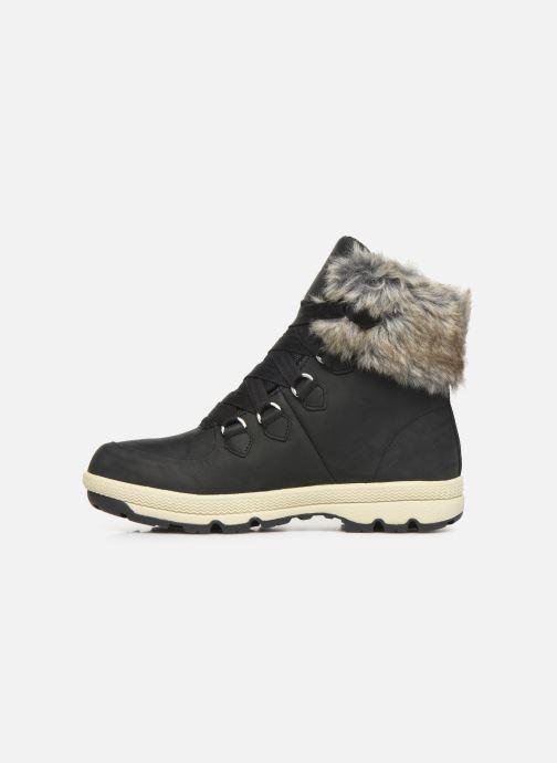 Ankle boots Aigle Tenere Light W Retro GTX Black front view