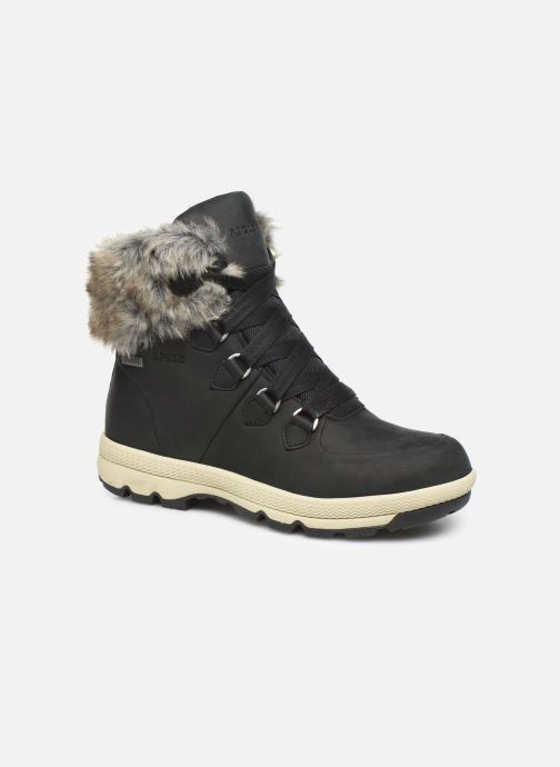 Ankle boots Aigle Tenere Light W Retro GTX Black detailed view/ Pair view