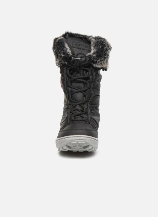 Bottes Aigle Talvik W MTD Noir vue portées chaussures