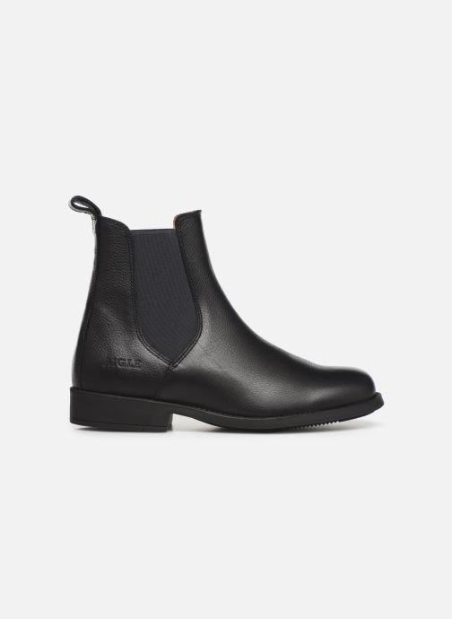 Ankle boots Aigle Caours W Green back view