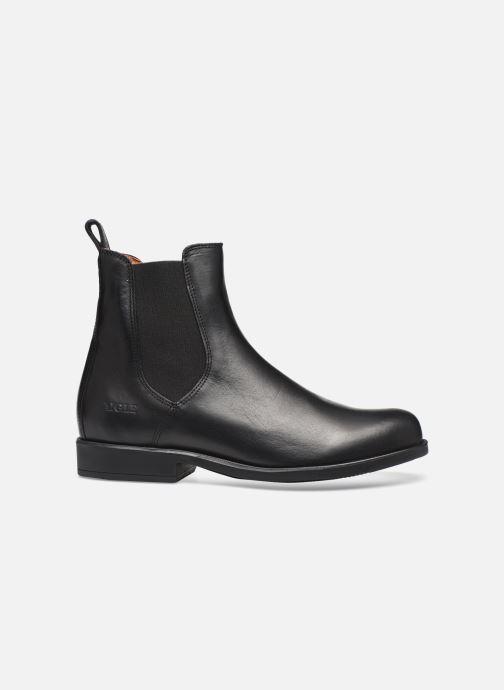 Bottines et boots Aigle Caours Noir vue derrière