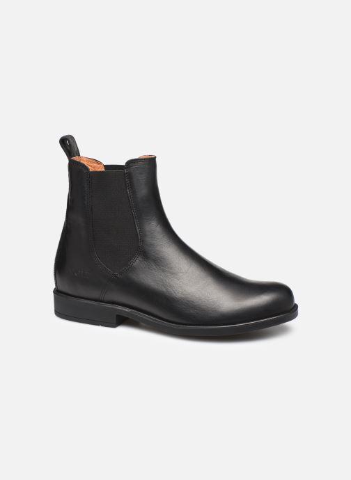 Bottines et boots Aigle Caours Noir vue détail/paire