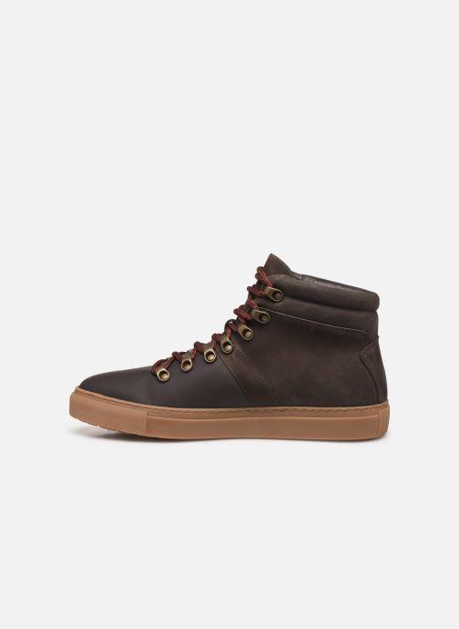 Sneakers Aigle Saguvi Bruin voorkant