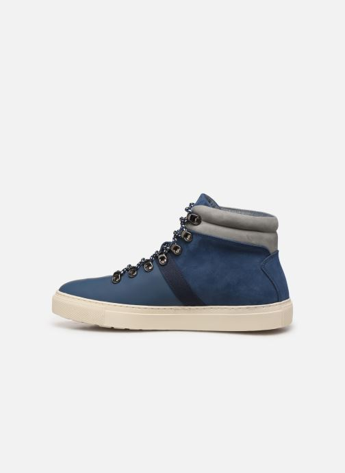 Trainers Aigle Saguvi Blue front view