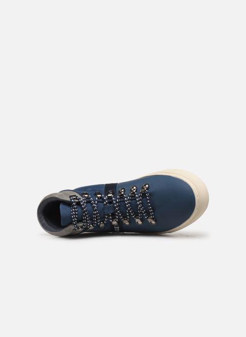 Baskets Aigle Saguvi Bleu vue gauche