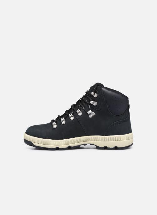 Boots en enkellaarsjes Aigle Tenere Light Retro GTX Zwart voorkant