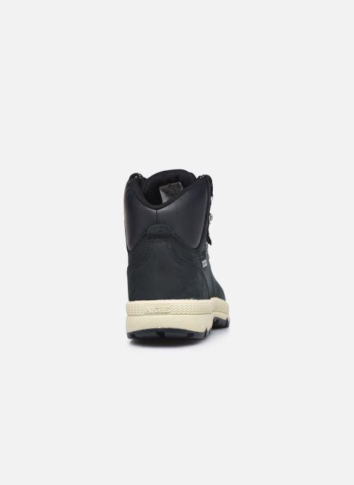 Boots en enkellaarsjes Aigle Tenere Light Retro GTX Zwart rechts