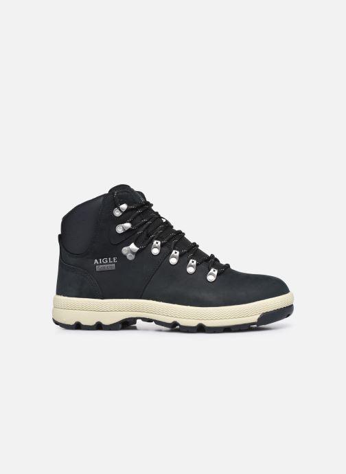 Boots en enkellaarsjes Aigle Tenere Light Retro GTX Zwart achterkant