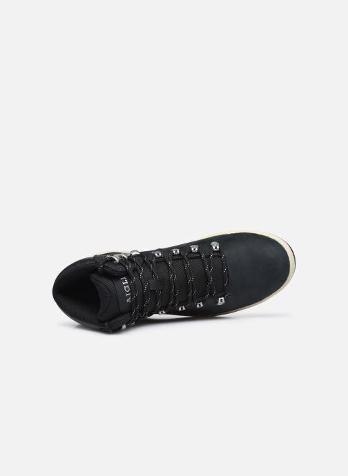 Boots en enkellaarsjes Aigle Tenere Light Retro GTX Zwart links
