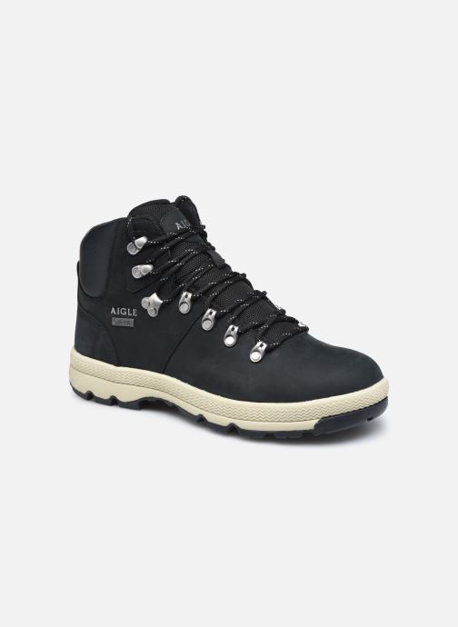 Boots en enkellaarsjes Aigle Tenere Light Retro GTX Zwart detail