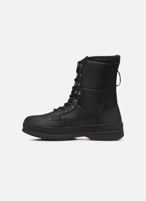 Chaussures de sport Aigle Alboez MTD Noir vue face