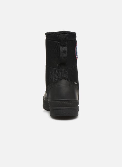 Chaussures de sport Aigle Alboez MTD Noir vue droite