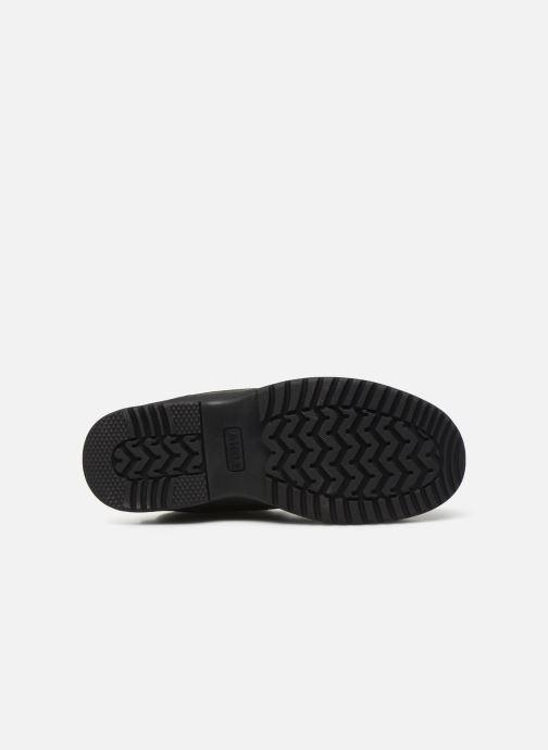 Chaussures de sport Aigle Alboez MTD Noir vue haut