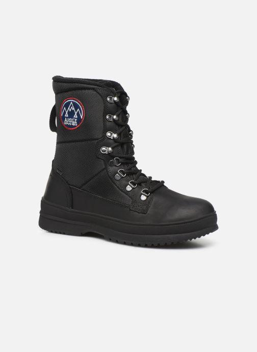 Zapatillas de deporte Aigle Alboez MTD Negro vista de detalle / par
