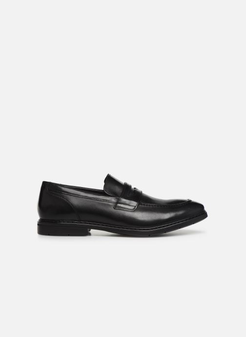 Loafers Clarks Banbury Step Black back view