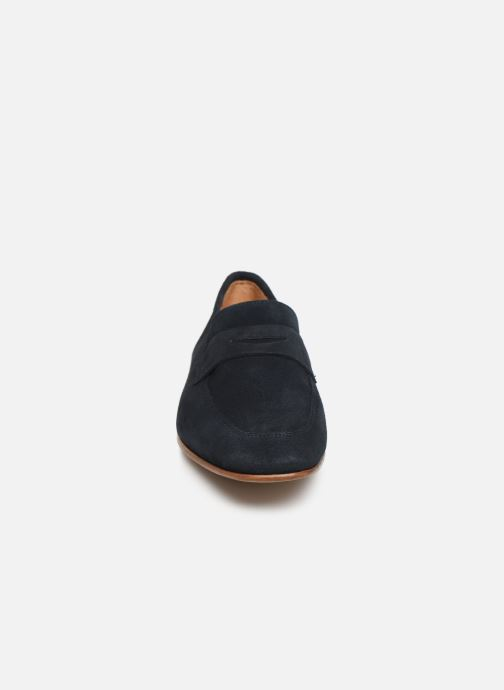Loafers Clarks Code Step Blue model view