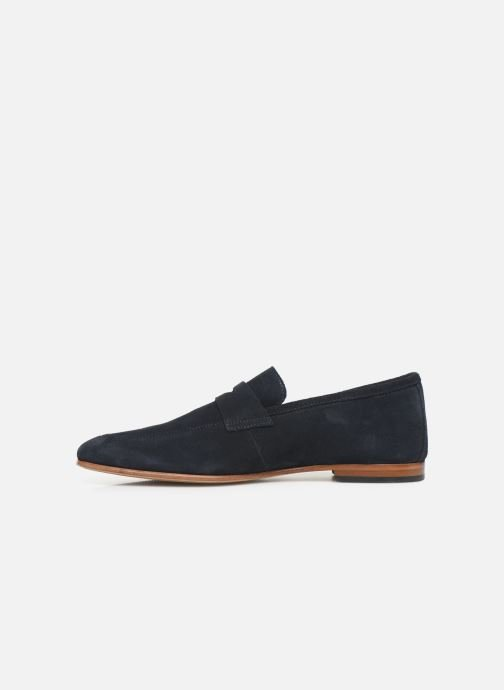 Loafers Clarks Code Step Blue front view