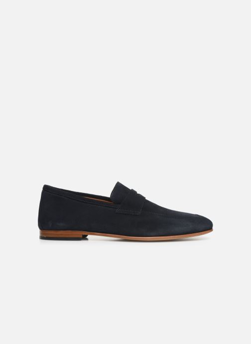 Loafers Clarks Code Step Blue back view