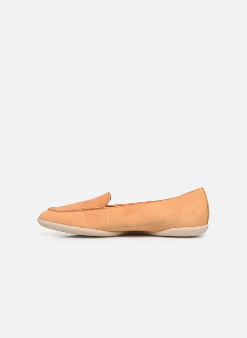 Loafers Clarks Dana Rose Beige front view