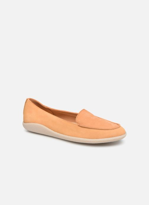 Loafers Clarks Dana Rose Beige detailed view/ Pair view