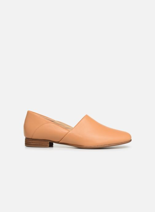 Loafers Clarks Pure Tone Beige back view