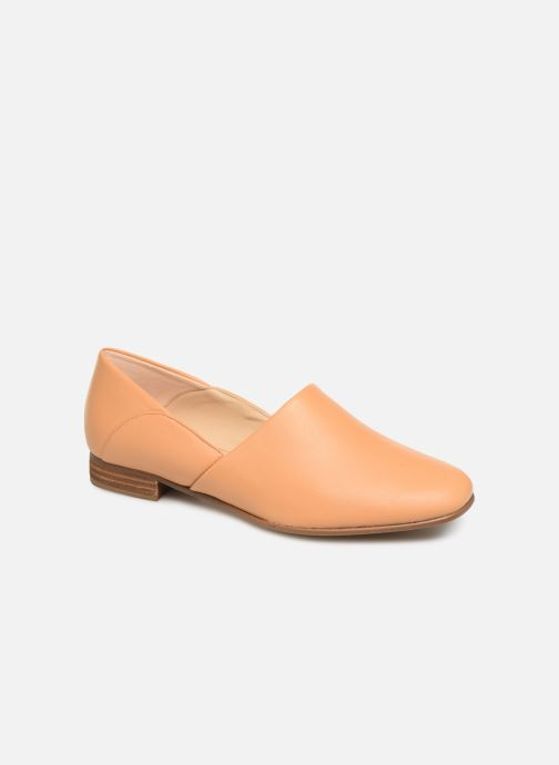 Loafers Clarks Pure Tone Beige detailed view/ Pair view