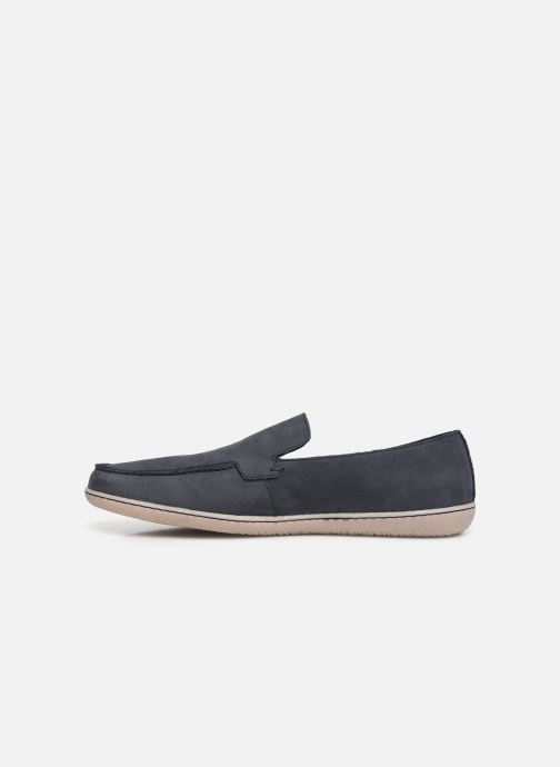 Loafers Clarks Saltash Free Blue front view