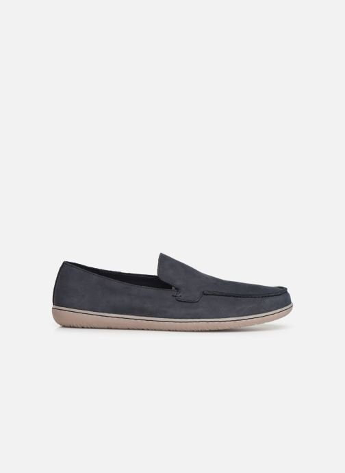 Loafers Clarks Saltash Free Blue back view