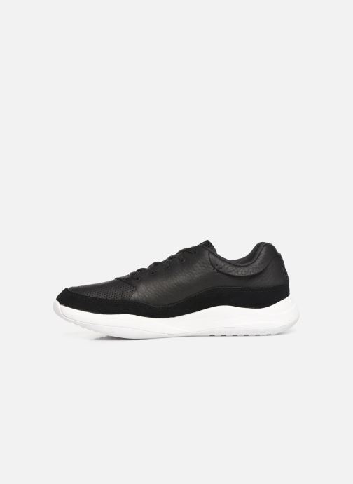 Trainers Clarks Sift 91 Black front view