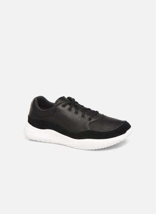 Trainers Clarks Sift 91 Black detailed view/ Pair view