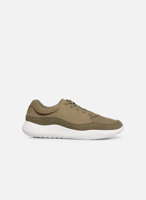 Sneakers Clarks Sift 91 Verde immagine posteriore
