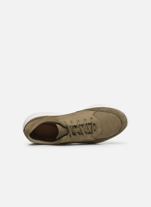 Sneakers Clarks Sift 91 Verde immagine sinistra