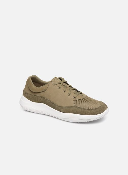 Sneakers Clarks Sift 91 Verde vedi dettaglio/paio