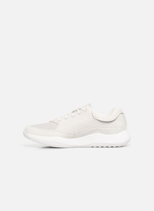 Trainers Clarks Sift 91 White front view