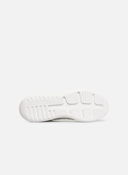 Sneakers Clarks Sift 91 Bianco immagine dall'alto