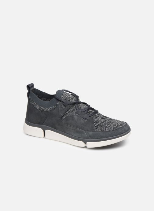 Trainers Clarks Tri Verve Grey detailed view/ Pair view