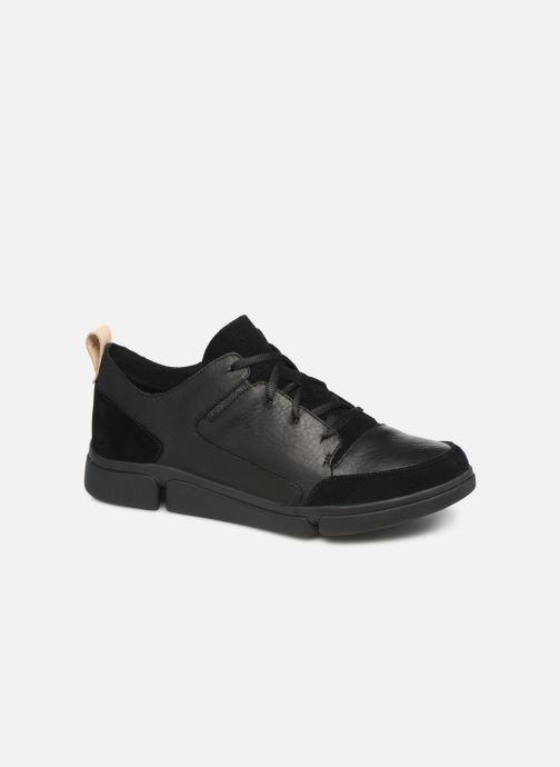 Sneakers Clarks Tri Verve Zwart detail