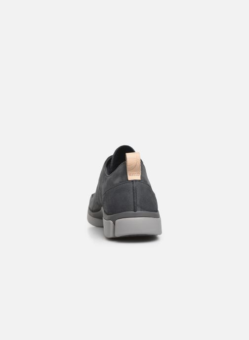 Trainers Clarks Tri Verve Grey view from the right