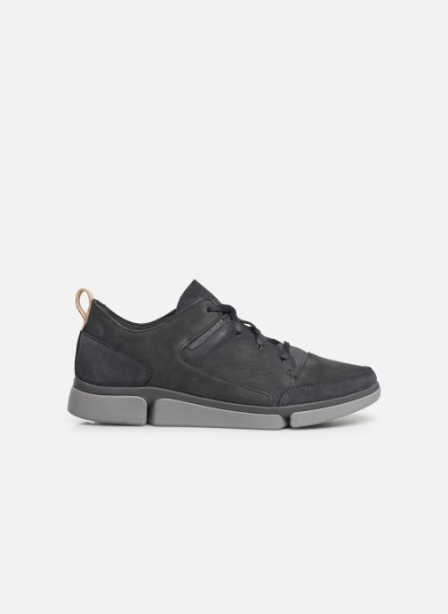 Trainers Clarks Tri Verve Grey back view